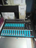12channel plain mixer