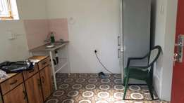 1 Bedroom and kitchen for rent at R1700 per month