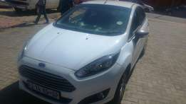 Ford Fiesta eco boost 2016 R185000
