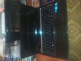 Fairly used Dell core i3 laptop