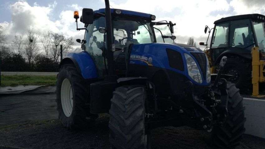 New Holland T7.200pcswii - 2014