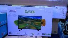 brand new slim 19inches vitrone digital tv
