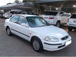 1999 Honda Ballade 150i LUXLINE for sale R 25.500