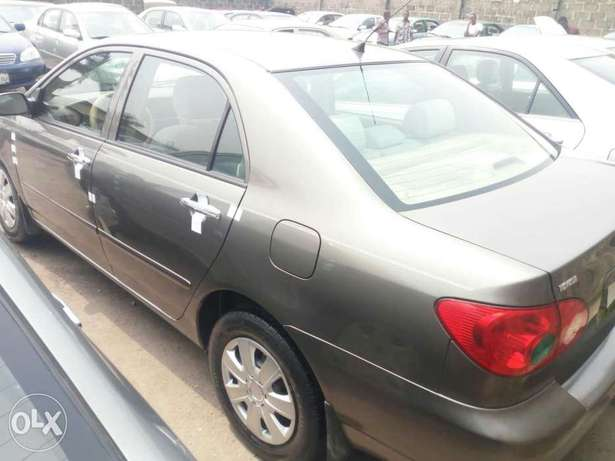 Foreign used 2006 Toyota corolla. Direct tokunbo Apapa - image 7