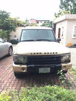 Land Rover Discovery (2004)