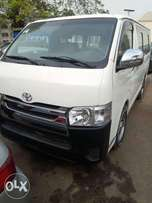 Toyota Hiace Bus 2007 for sale- Tokunbo