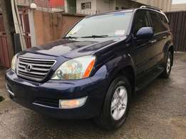 Lexus GX470 model;2007 DVD + Reverse camera