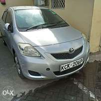Very clean Silver Belta for sale 2009 model KCP