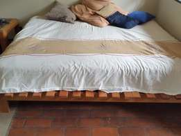 Mint Condition King Size Bed