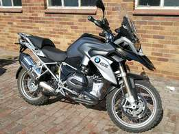 GS 1200 LC Ready for Adventure
