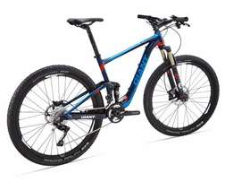 Giant Anthem X 27.5 2015 Blue/Red Small Frame