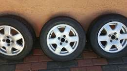 """14"""" citi mags and tyres"""