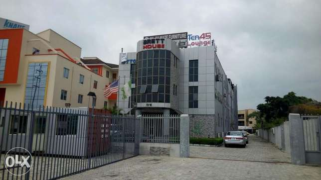 Shopping Plaza/ Office Complex before Chevron Lekki-Epe Express, Lekki Lekki Peninsula - image 2