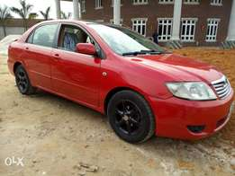 07 Corolla for Sale