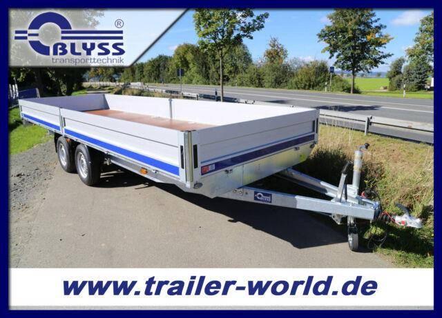Blyss Hochlader 627x205x40 cm 3000 kg GG