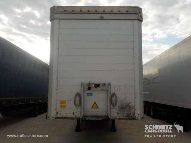 Schmitz Cargobull Tolóponyva Mega - 2013 - image 9