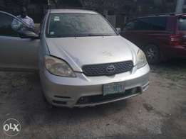 Clean Toyota Matrix for sale