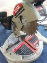 Ryobi 210mm compound Mitre Saw