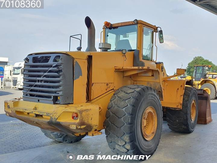 Volvo L220E Quick coupler - CDC - from first owner - 2004 - image 5