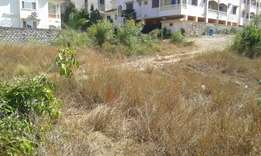 Cute plot 50/100 in nyali off links road with a free hold title