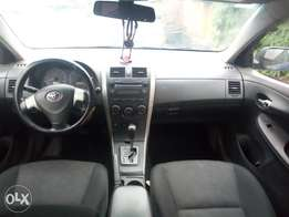 Clean first body Toyota corolla 2009 sport 7 month used