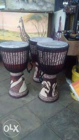 Professional African authentic djembe drums 4 sale Lenana - image 4
