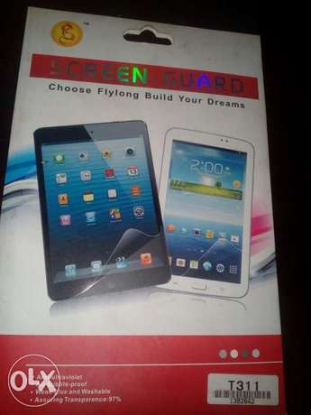 Screen protector Samsung Tab 3 T311