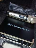 Sennheiser wireless mic