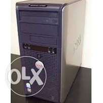 co2duo/2gb ram/160gb hardisk with dvd writer