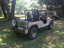Willy's Jeep