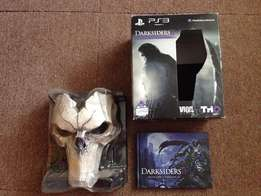 Darksiders 2 Collectors edition DEATH mask artbook and Box