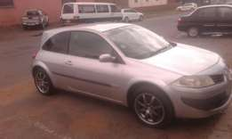 Renault megane shake it for sale