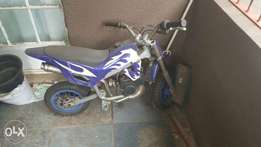 Motor bike for sale. AGES 3 TO 7