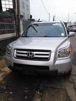 Clean foreign used 2008 Honda Pilot