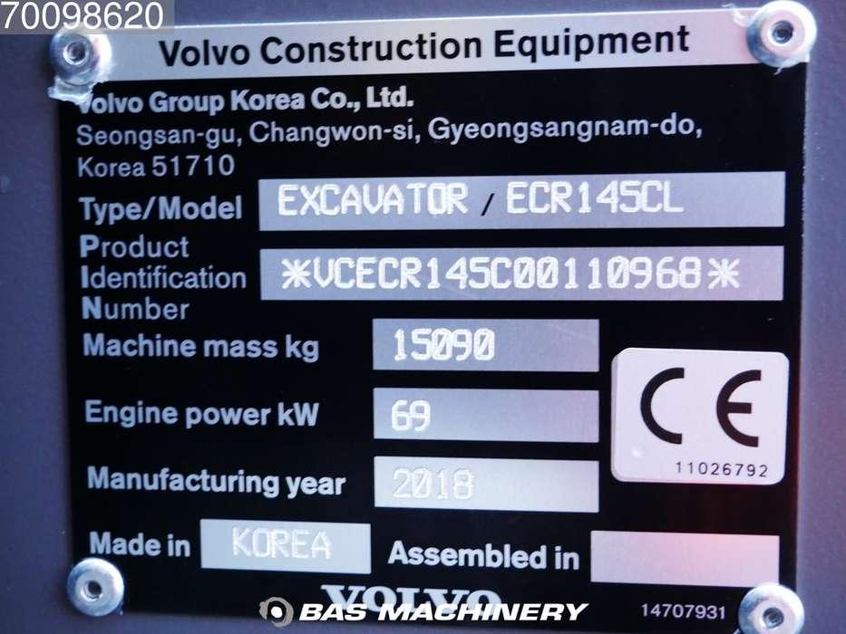 Volvo ECR145CL - 2018 - image 18