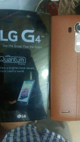 Lg g4 new with accessories. East Legon (Okponglo) - image 1