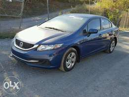 First Class Foreign Used Honda civic 2014