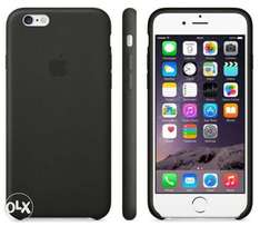 Special Offers for iPhone 6/6S soft silicone cases with Apple logo.