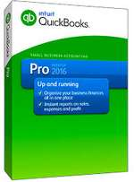 Quickbooks Pro 2016 3 User US