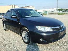 Brand New car: Anesis Subaru, metallic black