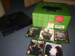 Xbox One 1TB, 5 Games, never bused or opne brand new