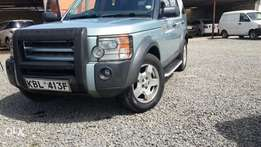 Landrover Discovery 3 Extremely clean