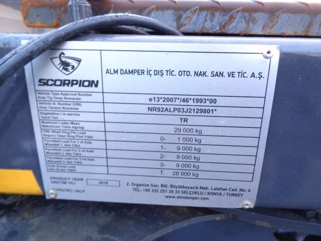 scorpion  3 axle - 2019 - image 16