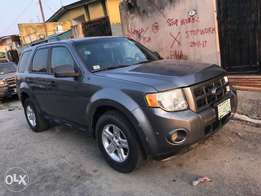 2009 Ford Escape Jeep- Nigerian Used