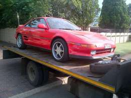 Toyota MR2 1984 2lt automatic