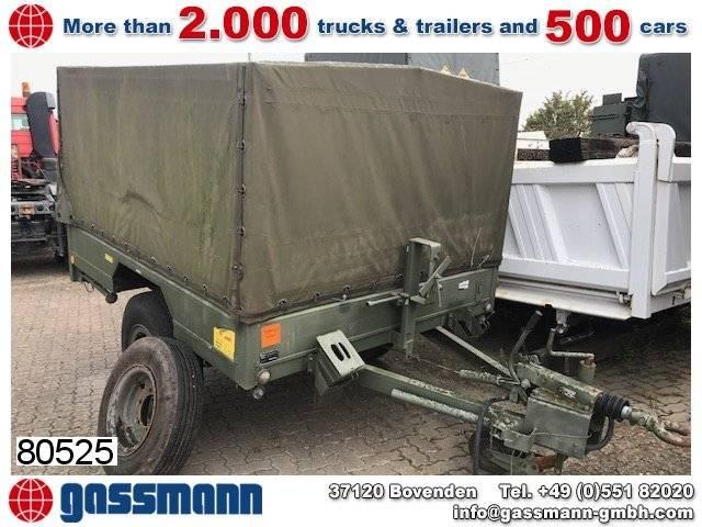 Andere SMIT Wassertank-Anhänger 8x vorhanden! - 2000