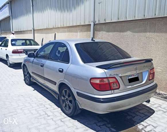 Nissan sunny in good condition