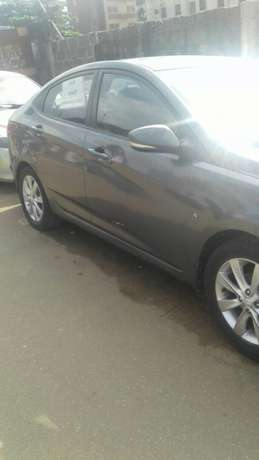 registered 2012 hyundai accent Yaba - image 3