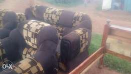 5 seaters sofa sett for sale