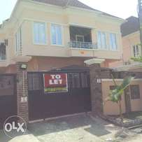 5 Bedroom Duplex with Bq for rent at idado lekki